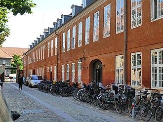 Royal Horse Guards Barracks (Copenhagen) - The Royal Horse Guards Barracks