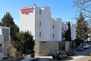 André Lurçat - Building by André Lurçat, Werkbundsiedlung, Vienna