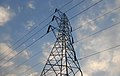 High-voltage power line pylon near Krishnapur, LKPR.jpg