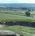 Hillside below Spy Hill - geograph.org.uk - 807739.jpg