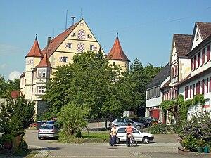 Hirrlingen - Image: Hirrlingen Schloss 3848