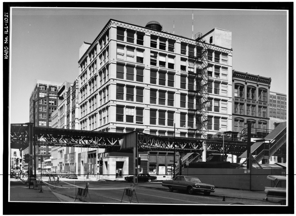 first leiter building