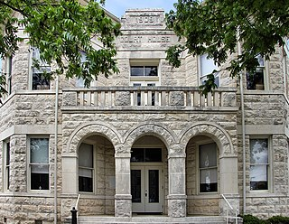 Kendall County Courthouse and Jail (Texas) United States historic place