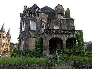 McKeesport, Pennsylvania - Image: Hitzrot House