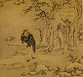 Ho Ying - Sages in a Winter Landscape - Walters 3515 - Detail A.jpg