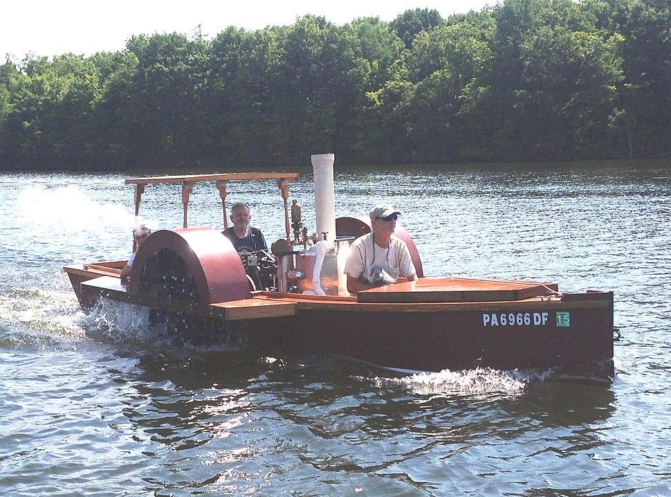 Hobby Steamboat Margaret S