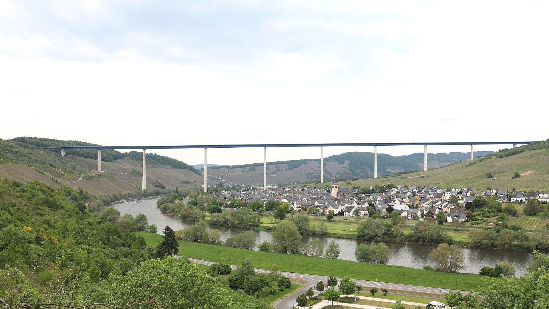 High Moselle Bridge