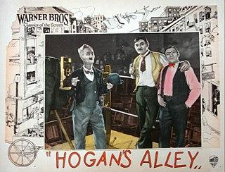 <i>Hogans Alley</i> (film) 1925 film