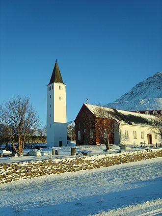 Hólar Cathedral - Image: Holadomkirkja