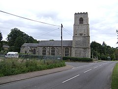 Holy Trinity church, Marham, Norfolk - geograph.org.uk - 482274.jpg
