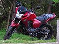 Honda CB 150 Invicta (8884415298).jpg