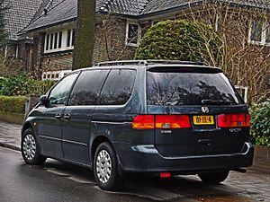 Honda Odyssey (North America) - Honda Odyssey