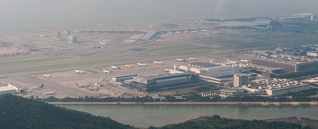 Hong Kong International Airport 44