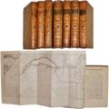 """Horace Bénédict De Saussure. """"Voyage dans les Alpes"""". Ginevra, Barde, Manget & C - Neuchatel, Louis Fauche-Borel, 1787-96.png"""