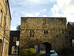 The Hotspur Gateway or Bondgate Tower