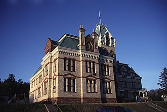 Houghton County, Michigan - Image: Houghton County Courthouse