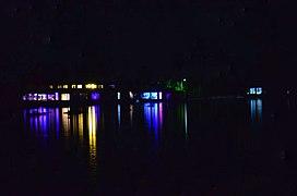 House Boat at night, Alappuzha, Kerala.jpg