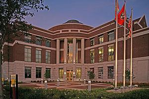 Howard H. Baker Jr. Center for Public Policy - Howard H. Baker Center for Public Policy Building