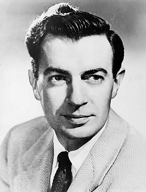 Hugh Reilly - Reilly in 1954.