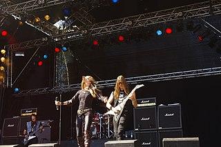Huntress (band) American heavy metal band
