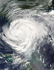 Hurricane Frances 05 sept 2004 1815Z
