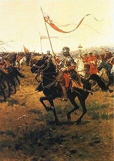 Polish hussars Polish heavy cavalry
