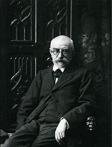 J.-K Huysmans (Cliché Taponier, 1904)
