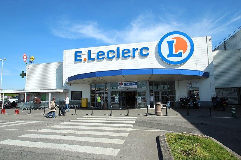 We beginnen met een klassieker: De E.Leclerc is een geschenk uit de hemel