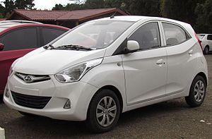 Hyundai Eon - Image: Hyundai Eos GL 2014 (11954748753)