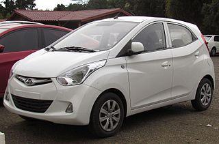 Hyundai Eon Motor vehicle