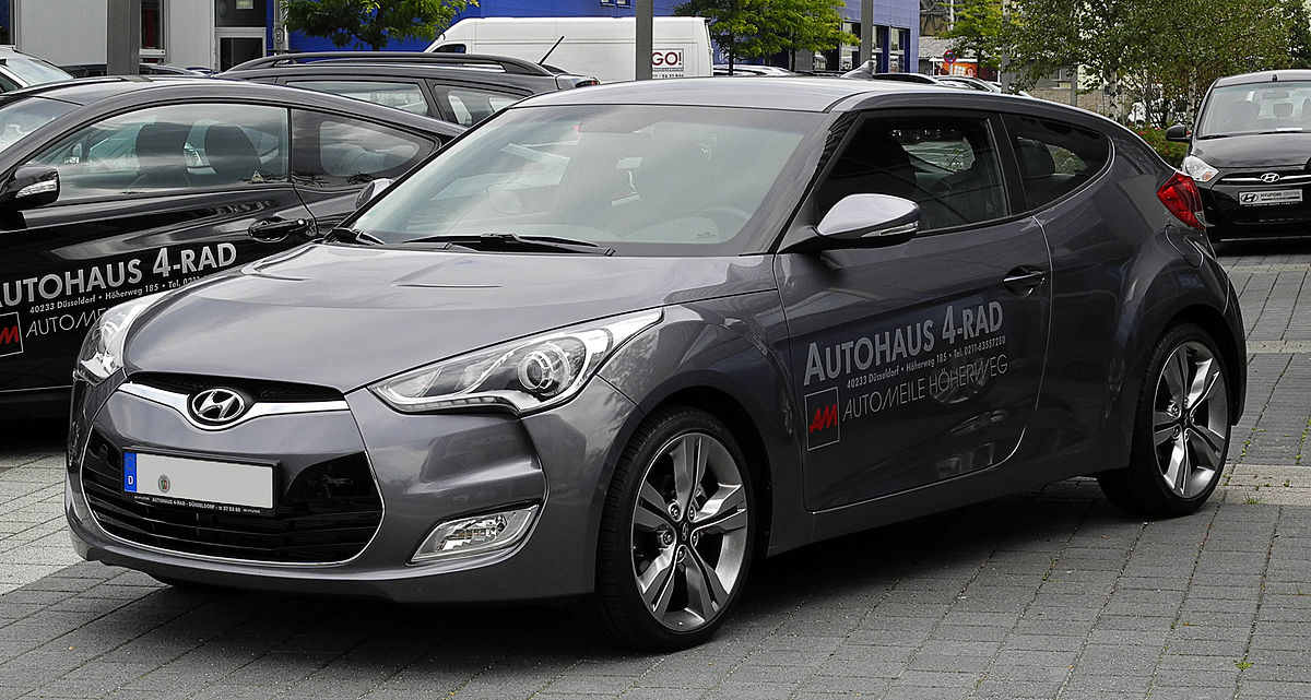 Hyundai Veloster Car Seat Covers