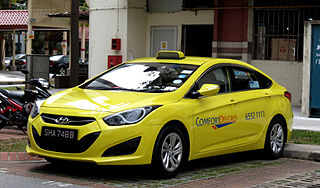 Taxi Singapore - Taxi cabs, fares, reservation & booking
