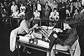 IBM schaaktoernooi, 6e ronde Jan Timman in zijn partij tegen Aderjan, Bestanddeelnr 929-8238.jpg