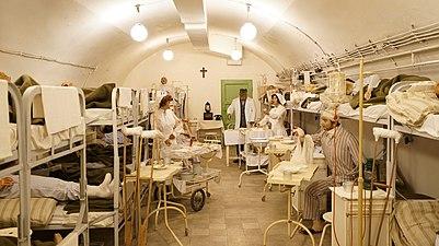 Sziklakórház Atombunker Múzeum – Wikipédia