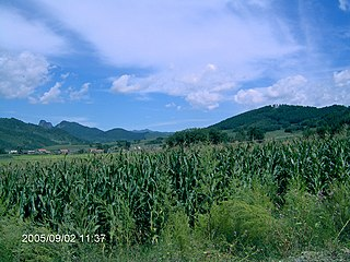 Xinbin Manchu Autonomous County Autonomous county in Liaoning, Peoples Republic of China