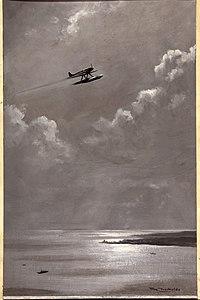 INF3-40 Seascape, Schneider Trophy aircraft Artist Roy Nockolds 1939-1946.jpg