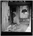 INTERIOR VIEW OF WOOD FRAME TIN ROOF BUILDING - Jones Mine, Scofield, Carbon County, UT HAER UTAH,4-SCOF,1-9.tif