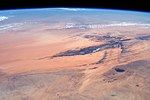 ISS-59 Eye of Sahara with the Richat Structure in Mauritania.jpg