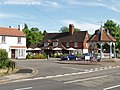 Ickenham - water pump, pub, and houses - geograph.org.uk - 20123.jpg