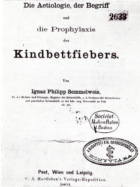 Archivo:Ignaz Semmelweis 1861 Etiology front page.jpg