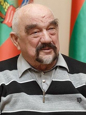 President of Transnistria - Image: Igor Smirnov (2017 10 04)