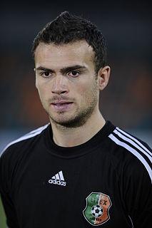 Ilko Pirgov Bulgarian footballer