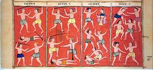 Naraka (Jainism) - Image: Images of Hell 2