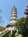 Imitation of Zhenfeng Tower in Hefei Huiyuan (Emblem Park).jpg
