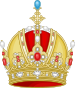 Imperial Crown of Austria (Heraldry).svg