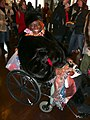 Inauguration 2013 woman in wheelchair smiling.jpg