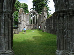 Inchmahome Priory - Inchmahome Priory