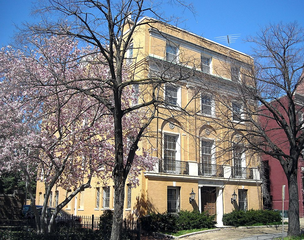 Information Office - Embassy of Russia in Washington, D.C