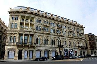 Bulgari - A Bulgari shop in Baku, Azerbaijan