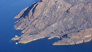 Inussullissuaq Island - Image: Inussullissuaq western cape